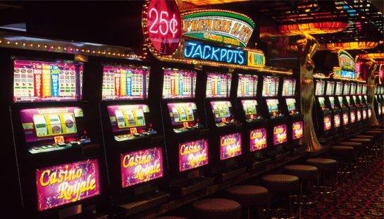 Русские слоты в официальном казино Вулкан