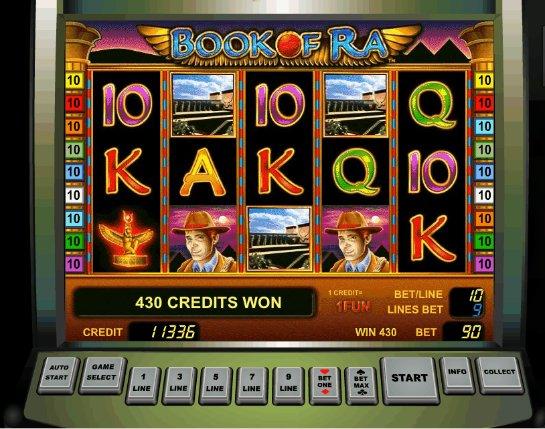 Игровые аппараты Гаминатор слотс для тех, кто любит риск и азарт!