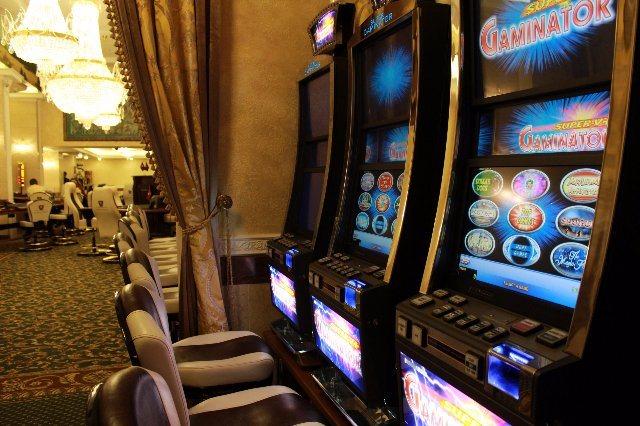 Онлайн игровые автоматы на деньги от казино Вулкан