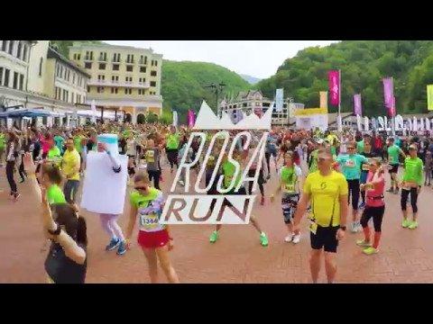 Курорт «Роза Хутор» принял очередной семейный спортивный фестиваль RosaRun
