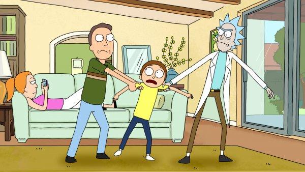 Мультсериал «Рик и Морти» продлили на 70 эпизодов