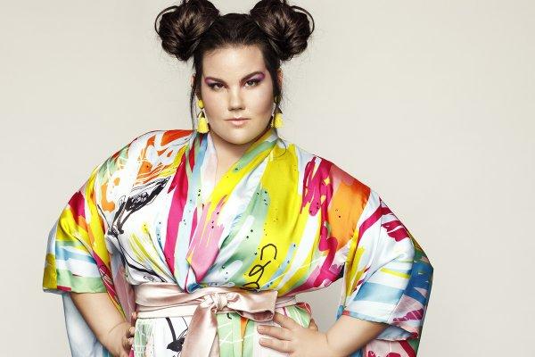 Певица Нетта из Израиля стала победительницей «Евровидения-2018»