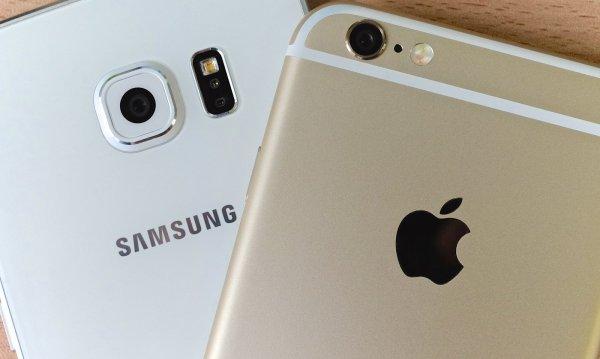 Борьба продолжается: Apple опять подала в суд на Samsung за копирование дизайна iPhone