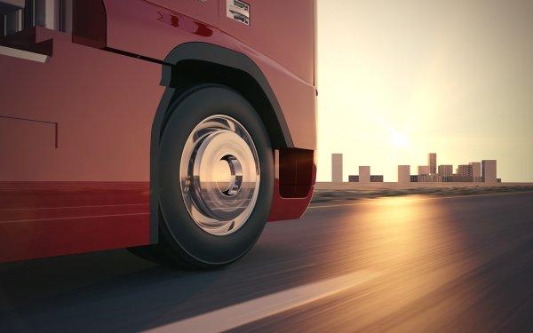В Техасе грузовик проволок за собой легковую машину