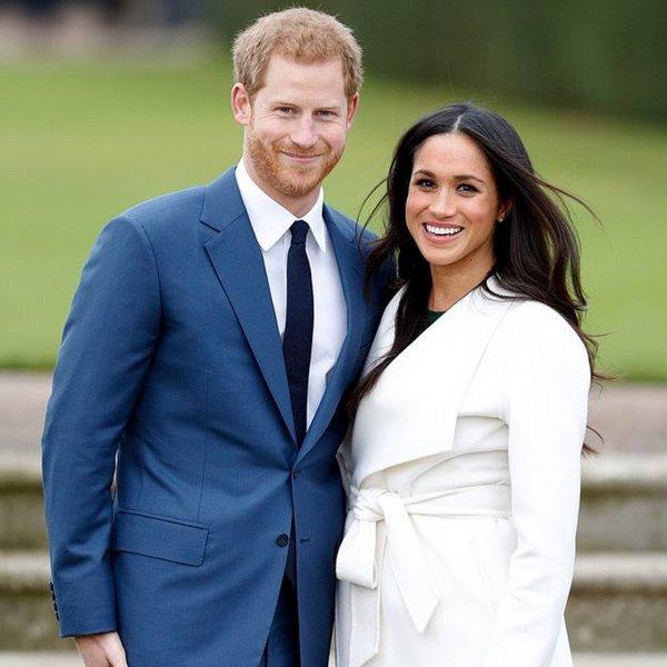 Ночь перед свадьбой: Чем занимались Принц Гарри и Меган Маркл
