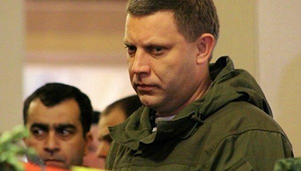 Украинцы обещают убить главу ДНР после