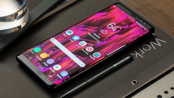 Samsung презентует Galaxy Note 9 в конце июля