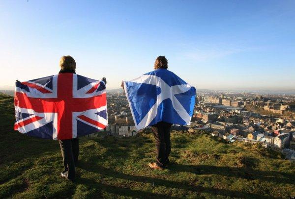 Дубль два: В Шотландии опять заговорили о независимости