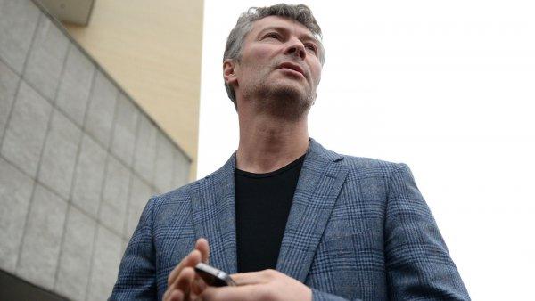 Мэр Екатеринбурга Ройзман заявил об отставке