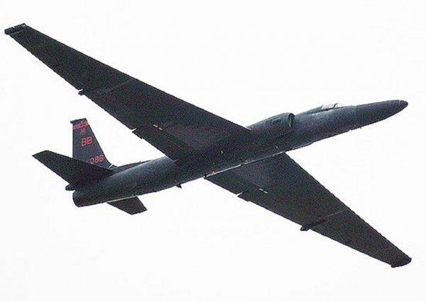 Британский разведывательный самолет засекли у западных границ России