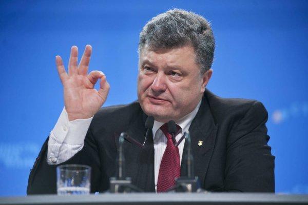 Порошенко рассказал об увеличении количества золота на Украине