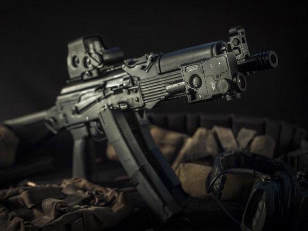В сети появилось видео испытания пистолета-пулемета «Витязь» от «Калашникова»