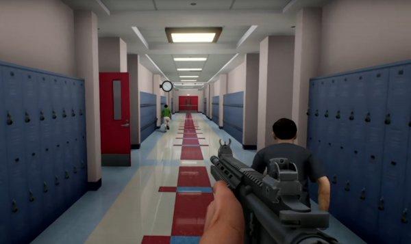 Steam готовит игру-симулятор стрельбы в школах