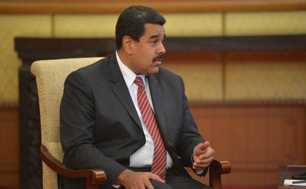 Мадуро рассказал о намерениях США устроить военный переворот в Венесуэле