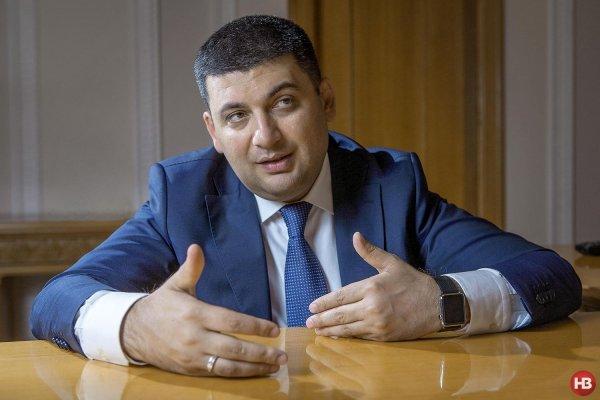 Премьер-министр Украины призвал западные страны усилить санкции против России