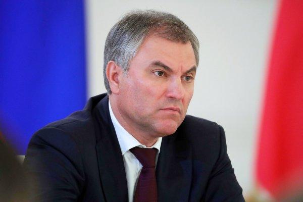 Володин: Если обвинения в приставаниях Слуцкого подтвердятся, то разговор будет «другим»
