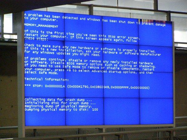 Обновление Windows 10 может привести к поломке компьютера