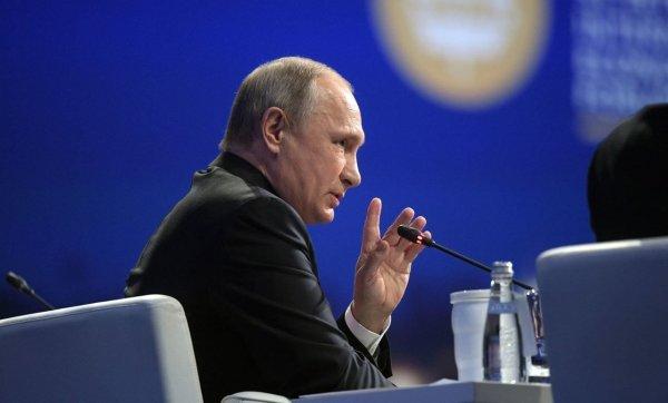 Путин раскрыл четыре пути построения государства на новый президентский срок