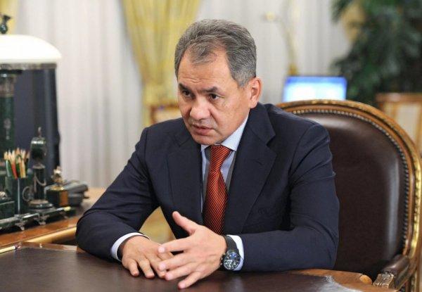 Шойгу рассказал об испытаниях крылатых ракет, запущенных с Су-57 в Сирии