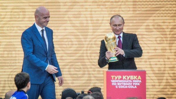Путин назвал главного фаворита ЧМ-2018