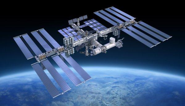 Россияне увидят МКС на небосклоне с 25 мая по 2 июня