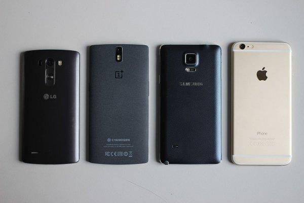 Эксперты выявили самый крепкий смартфон