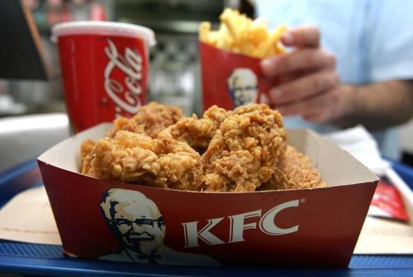 Сеть фаст-фуда KFC меняет политику и вводит здоровое меню