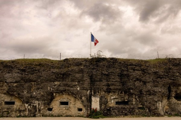Во Франции установили обелиск русским участникам Первой мировой войны