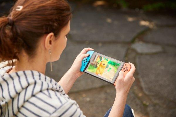 Для Nintendo Switch анонсирован ряд игр в духе Pokemon Go