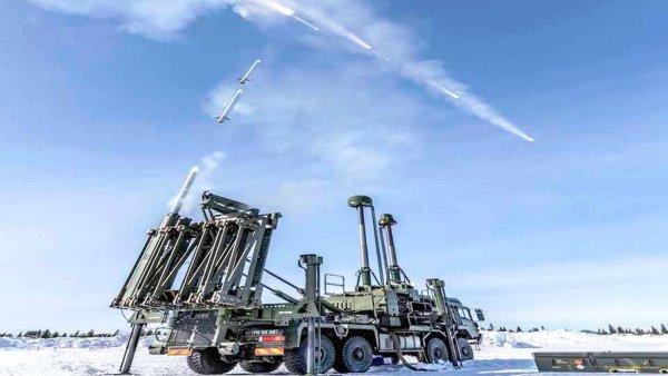 На берегу Балтийского моря Великобритания испытала аналог «Панцирь-С1»