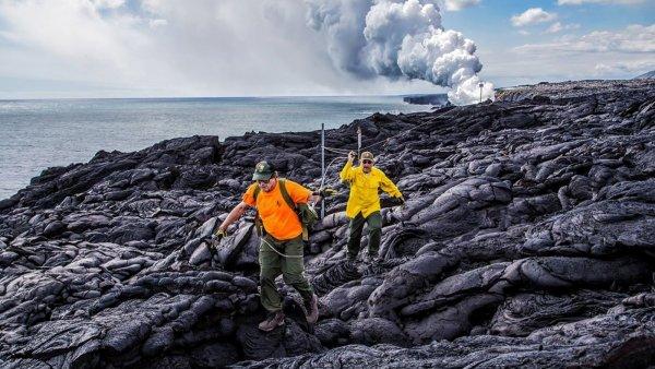 Потоки лавы на Гавайях вскоре уничтожат последний путь эвакуации