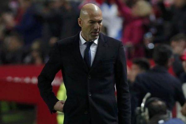 Зидан решил покинуть пост главного тренера