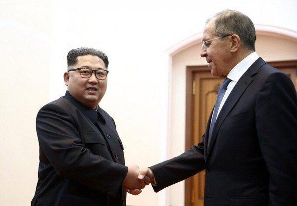 Шкатулку для «секретных вещей» Лавров подарил Ким Чен Ыну