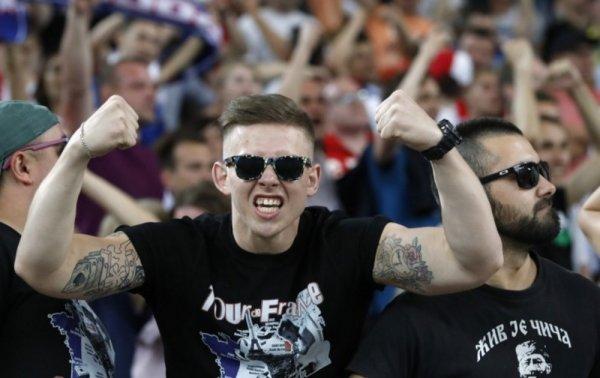 Перед ЧМ-2018 в «черный список» болельщиков попали 467 человек