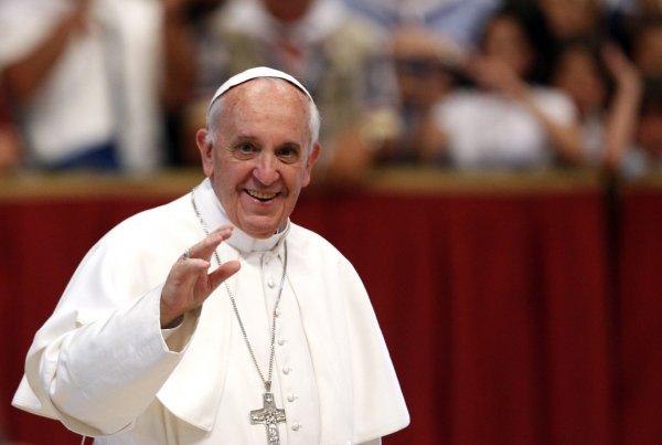 Папа Римский выступил за сохранения единства РПЦ