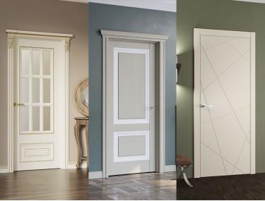 Межкомнатные двери – замер и установка «под ключ»