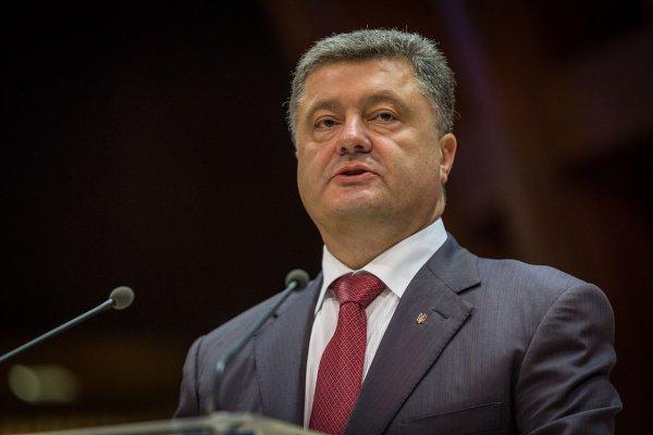 Порошенко решил показать всему миру «фантастическую и великую Украину»