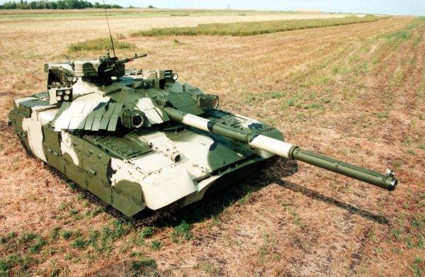 Украинский Т-84 «Оплот» опозорился на танковых соревнованиях в Германии