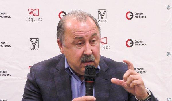 Газаев рассказал Путину, как будет улучшен российский футбол