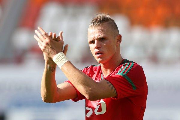 Обнародован список самых популярных в Петербурге футболистов