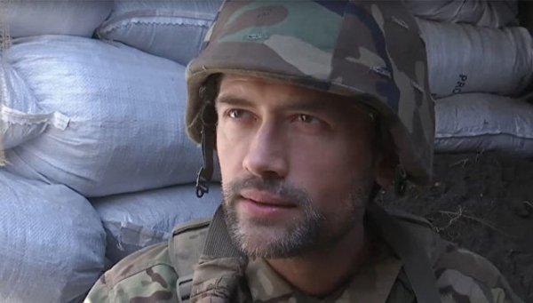 «Заткнуть им рты»: Актер Пашинин поведал, почему пошел воевать на Донбасс