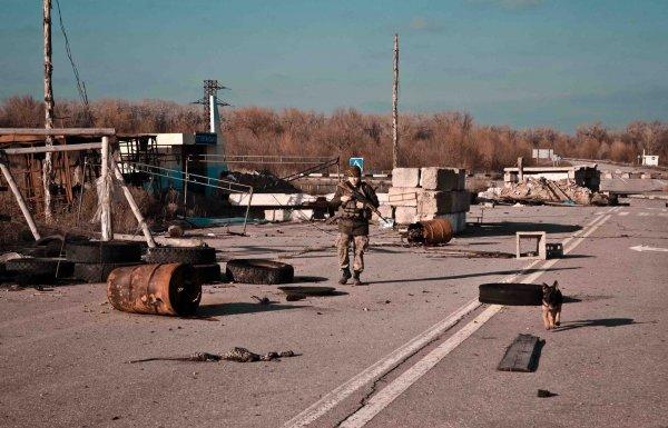 Украина не признаёт гражданскую войну в Донбассе