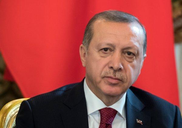 Эрдоган готов применить С-400