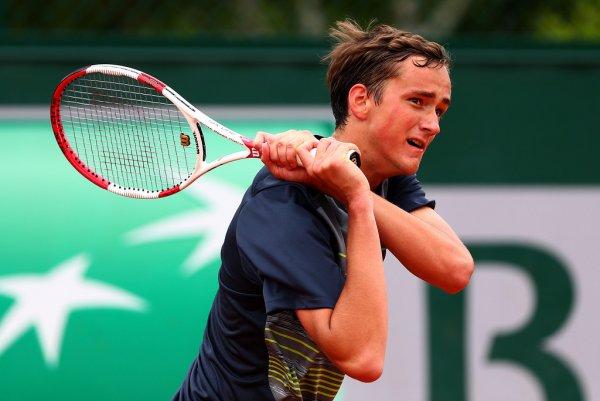 Теннисист Медведев рассекретил способ быстрого восстановления организма