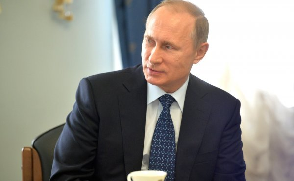 Путину передали личное послание от Ким Чен Ына