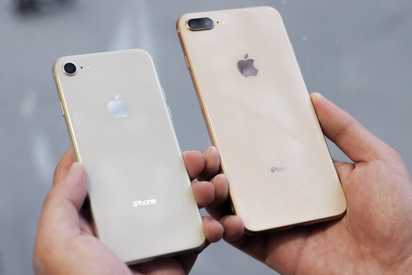 Apple выпустит iPhone с сенсорными гранями