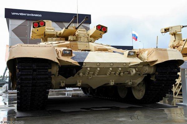 В США сомневаются в высокой боеспособности российского «Терминатора»