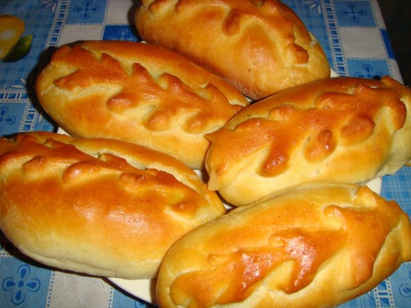 В России выбрали регионы, где пекут самые вкусные пирожки