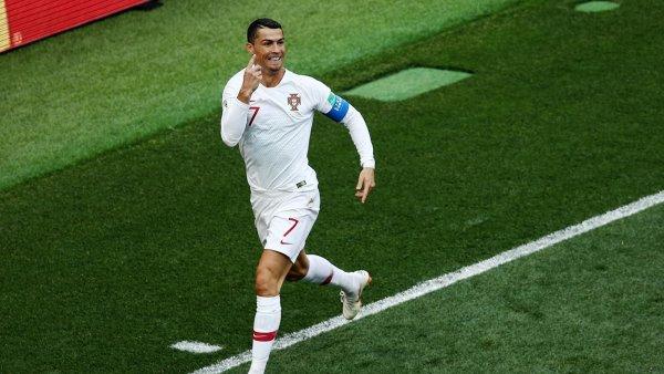 Названа стоимость ужина Роналду после матча с Марокко