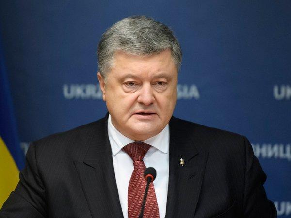 Техника от Порошенко укроет небо Украины от противника